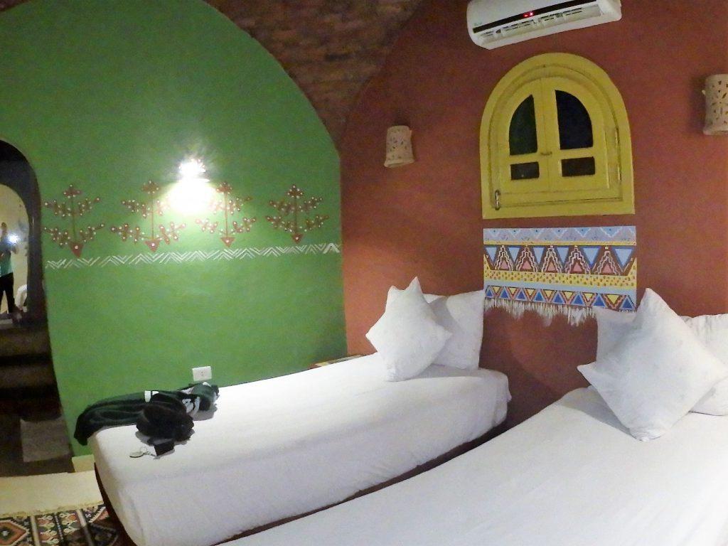 Assuan Hotel room